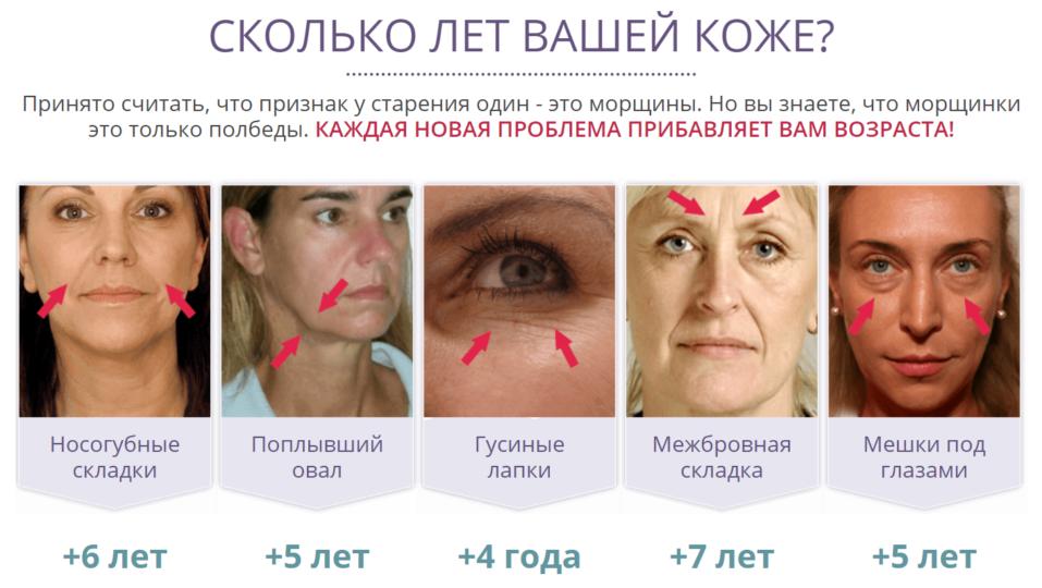 Состояние вашей кожи