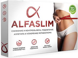Альфа Слим - таблетки для похудения в Семее