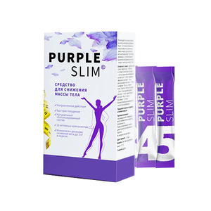 Purple Slim в Кызыле