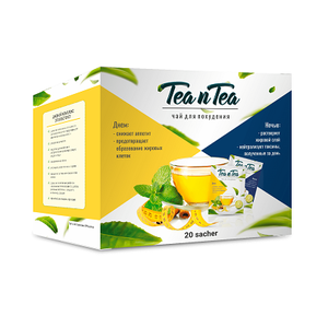 Чай TEA n TEA