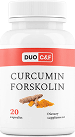 DUO C&F Curcumin&Forskolin