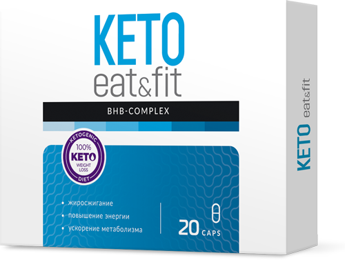 KETO EAT FIT в Москве