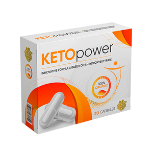 KETO POWER для похудения в Димитровграде