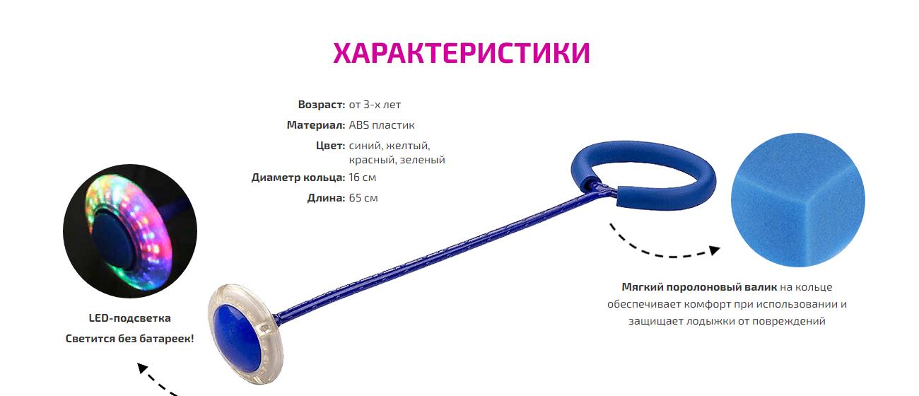 Характеристика Нейроскакалки